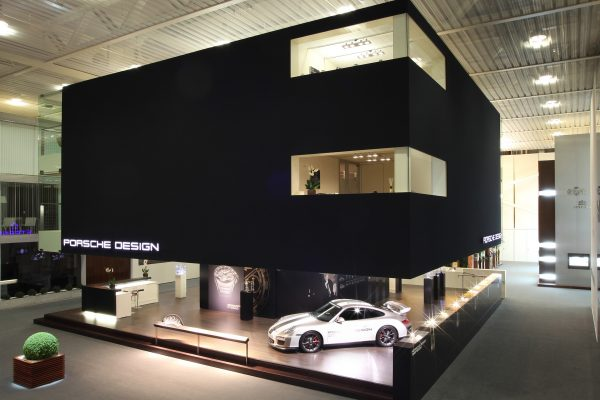 Eterna / Porsche Design Baselworld