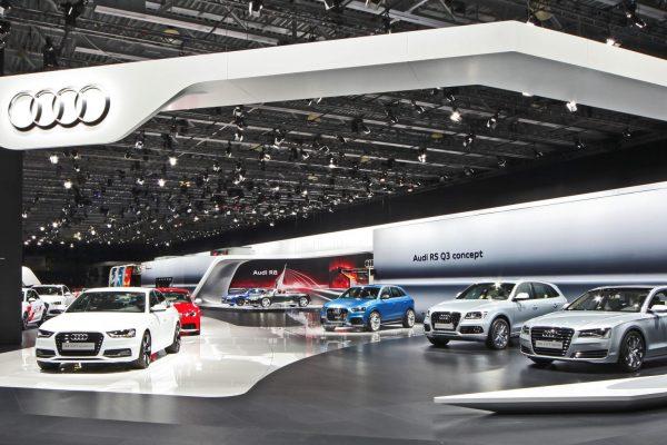 Audi MIAS Moskau