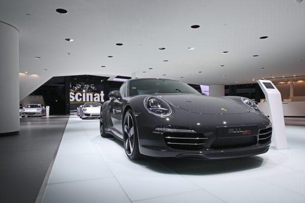 Porsche IAA