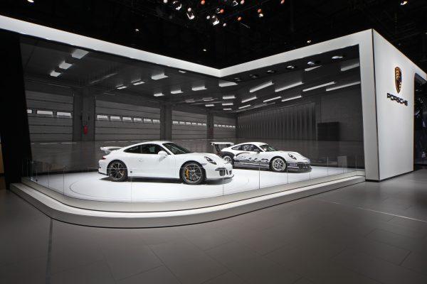 Porsche Genfer Autosalon