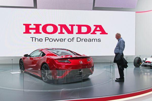 Honda IAA