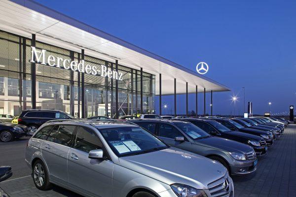 Daimler Niederlassung