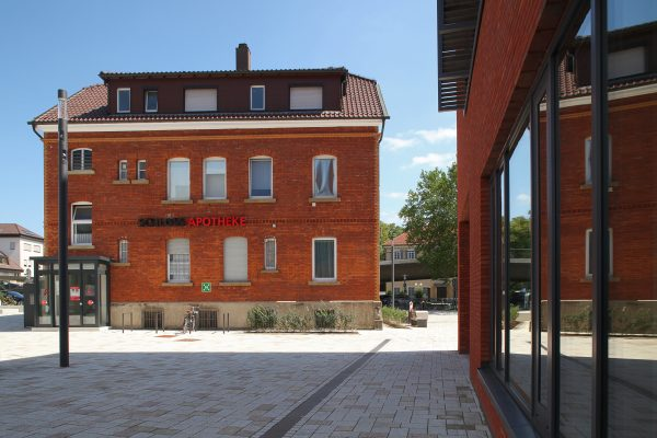 Eislingen neues Ortszentrum